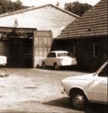 Feuerwehrhaus bei Riemann