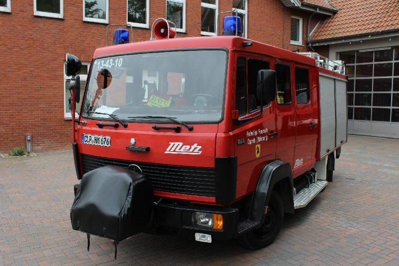 ABC Erkunder der Freiwilligen Feuerwehr Cappeln