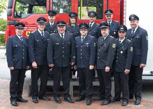 Das Ortskommando der Freiwilligen Feuerwehr Cappeln